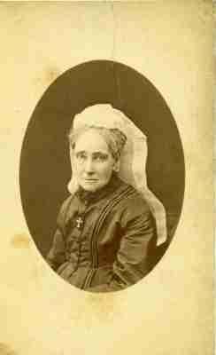 Πορτραίτο της Elizabeth Mulligan