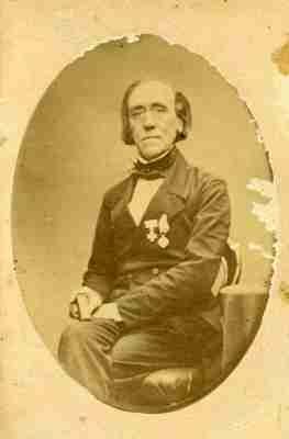 Πορτραίτο του Edward Masson