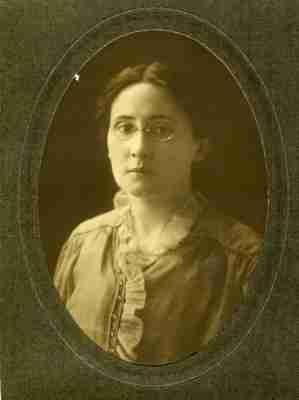 Πορτραίτο της Agnes Masson