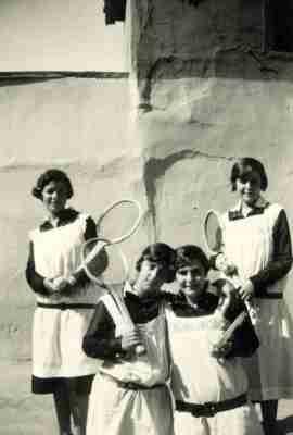 Φωτογραφία της ομάδας τέννις