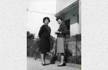 Οι διευθύντριες της Χιλλ: Μαίρη Παναγιωτοπούλου και Φανή Αλιβιζάτου
