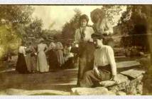 Η Αγνή, η Μίννη και η Κλημεντίνη - Μπέσση Μάσσων σε εκδρομή του σχολείου